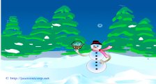 Jasminecorp snow catcher game